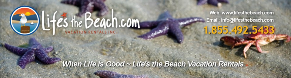 Life's the Beach Vacation Rentals