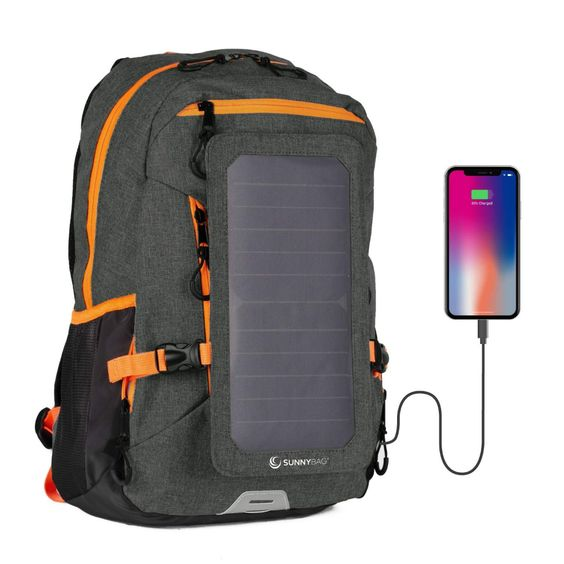 Solar Charging BackPack for all USB devices and lap top